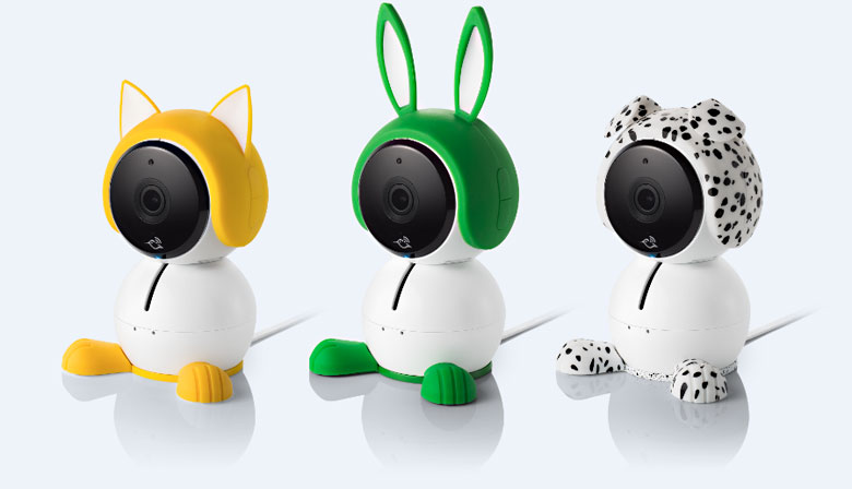 Arlo™ Baby Smart HD Monitoring Camera (ABC1000)
