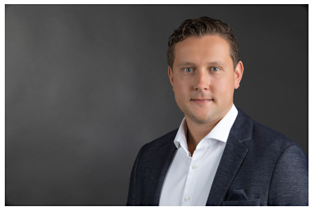 Neuer Marketing Specialist Björn Parnitzke