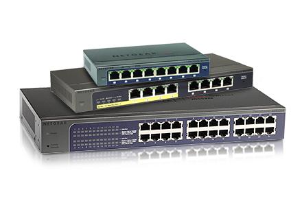 Netgear Unmanaged Plus Und Smart Switches