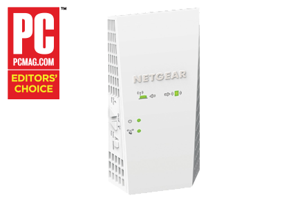 Nighthawk X4 WLAN-Repeater