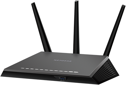 Nighthawk Smart WLAN-Router mit MU-MIMO-Technologie