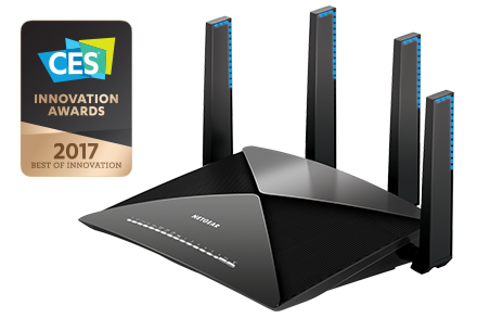 Nighthawk<sup>®</sup> X10 Smart-WLAN-Router