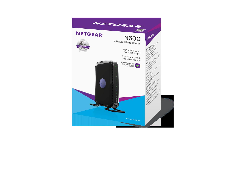 N600 WLAN-Router