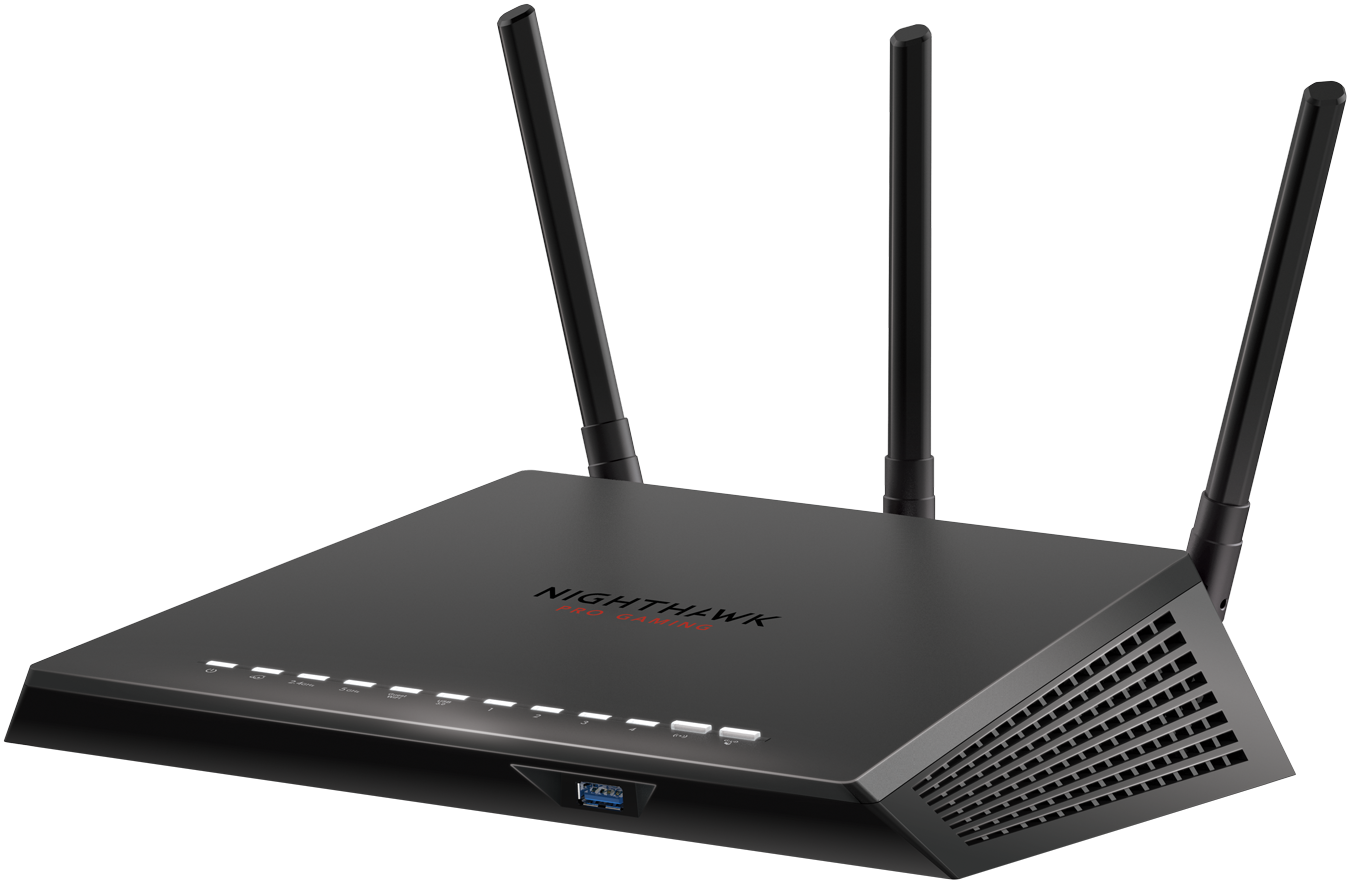 AC2600 Nighthawk<sup><sup>®</sup></sup> Pro Gaming WLAN-Router