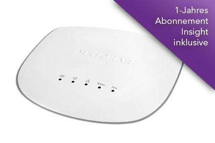 Insight Managed Smart Cloud WLAN Access Point (WAC505)