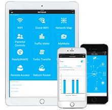 Mobile Verbindungs-App