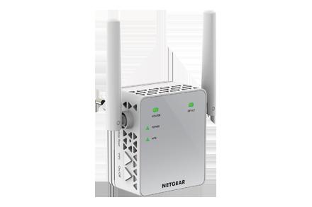 EX8  AC8 WiFi Range Extender  NETGEAR Support